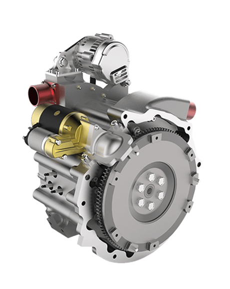 650S – 120 BHP - Wankel Rotary Engine for UAVs, RPAS and as a range extender