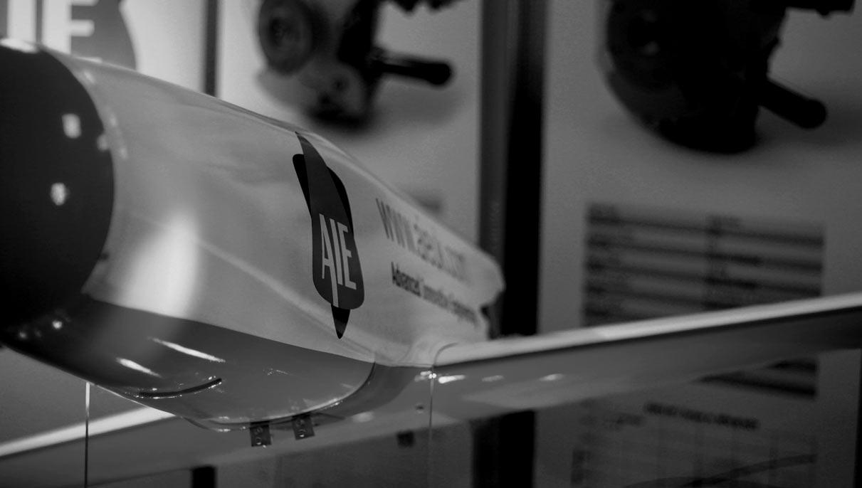 AIE Industries Aerospace UAV