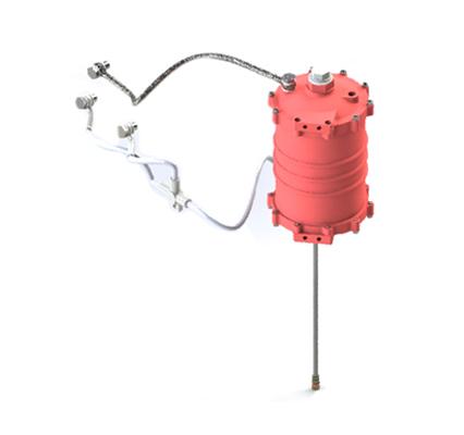 Oil System OF 225CS-017 – 40 BHP UAV Propulsion System